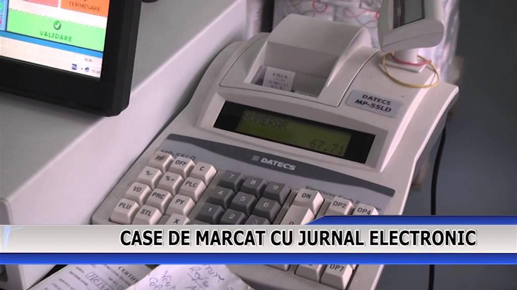 Amânarea termenelor de introducere a caselor de marcat cu jurnal electronic